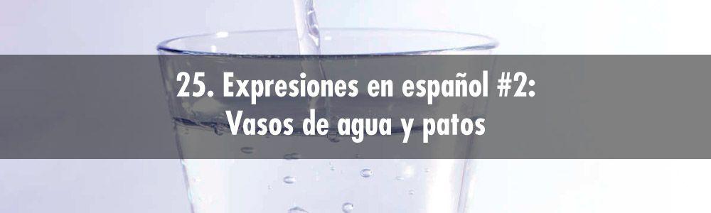 expresiones español