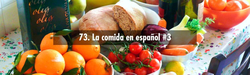 comida español