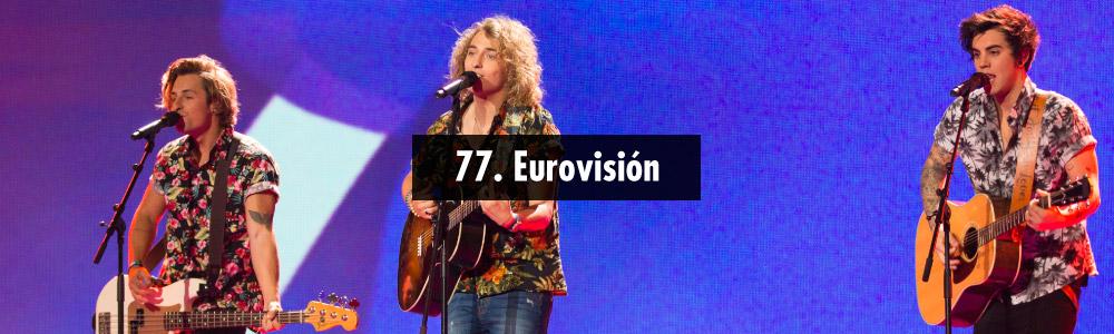 aprender español eurovision