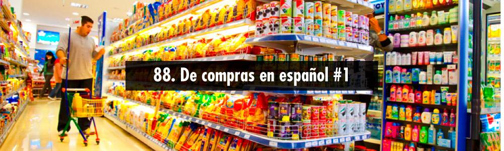 compras en español