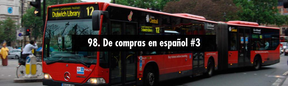 compras espanol