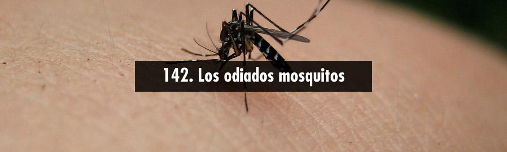 aprender espanol mosquitos